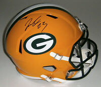 PACKERS Jaire Alexander signed Full Size Speed Replica helmet w/#23 JSA COA AUTO