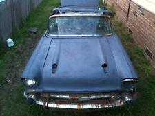 1957 CHEVROLET BELAIR CONVERTIBLE PROJECT A DIAMOND IN THE ROUGH CHEV CHEVY