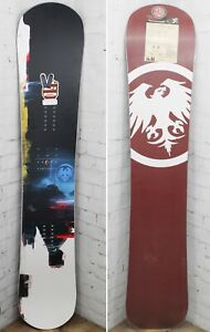 Never Summer ProtoSynthesis Snowboard 158 cm, All Mountain Twin, New 2020