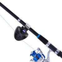 Mini Electronic Wireless ABS LED Fish Bite Alarm Sound Alert on Fishing Rods
