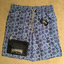 Polyamide Floral Regular Size Swim Shorts for Men