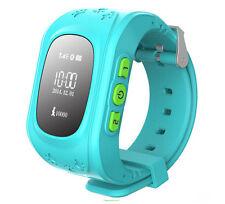 JM11 Smart Wrist Watch GPS Tracker for Kids Locater SOS Voice Monitor Intercom