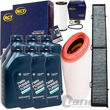 FILTER SET SATZ+OE ORIGINAL 5W30 BMW ÖL 1er E81 87 118+120d 3er E90 91 318+320d