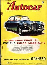 AUTOCAR MAGAZINE 1959-5/6 TRIUMPH HERAL SALOON ROAD TEST - DUTCH GRAND PRIX
