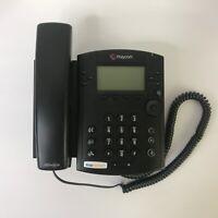 -  1x  POLYCOM 2201-46161  VVX310  6 LINES DESKTOP PHONE(NO STAND)