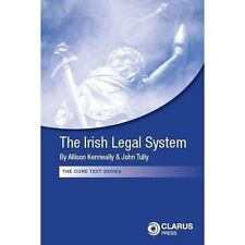 The Irish Legal System by Allison Kenneally, John Tully (Paperback, 2013)