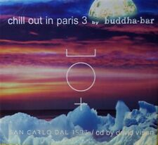 Various Artists : Chill Out in Paris 3 CD EXCELLENT / MINT CONDITION / FREE SHIP