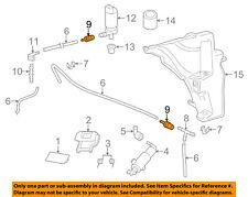 AUDI OEM 13-16 A5 Quattro Washer-Headlight Head Light-Connector 8E0955875