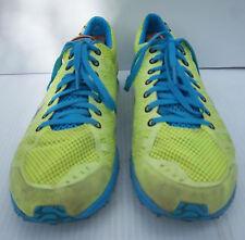 Men's Nike LunarSpider R2 Lightweight Running Shoe Volt Blue-- Size 12M US