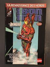 IRON MAN (V1 - La renaissance des héros) - T7 : septembre 1998