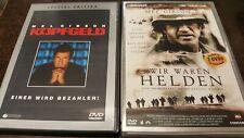 Mel Gibson - Kopfgeld / Wir waren Helden (US Kinofassung) DVD