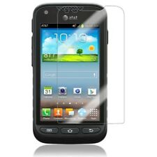 Skinomi Ultra Clear Screen Protector Film Cover Guard for Samsung Rugby Pro