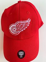 Detroit Red Wings Baseball Hat Cap NHL Blend Snapback New UTS One Size