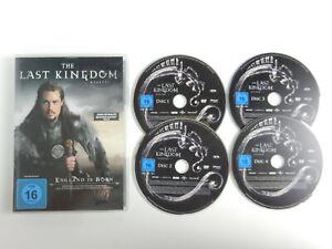 The Last Kingdom - Staffel 1 - auf 4 DVD ´s
