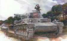 Dragon 7530 - 1/72 WWII Dt. Pzkpfw IV Ausf. D - New