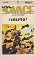 C1 Kenneth Robeson DOC SAVAGE # 6 L Oasis Perdue EO Type 7 1967 Jim BAMA