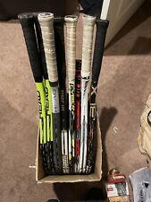 bundle of 8 tennis rackets