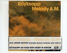 CDRÖYKSOPP  melody A.M.2CD EX+ (A4412)