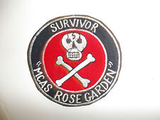 b8991 USMC Vietnam Rose Garden Nam Phong Thailand Survivor MCAS black border R7B