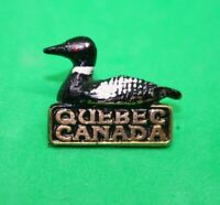 Lapel pin Pin's Pins Tourisme Animal CANARD QUEBEC CANADA Nature Chasse Hunting