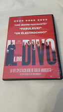 IL DIVO DVD The story of Italian politician Giulio Andreotti  served as Prime Mi
