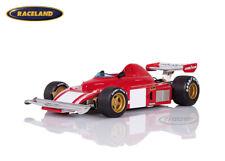 Ferrari 312 B3 F1 Tests GP Italien Monza 1974 Clay Regazzoni, Tecnomodel 1:18