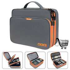 Waterproof Portable Electronic Accessories 3 Layer Lightweight Travel Rank Bag