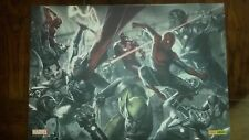 LITHOGRAPHIE MARVEL SECRET INVASION - PANINI COMICS