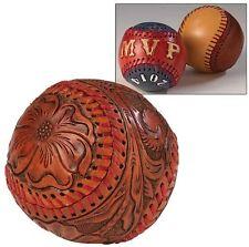 Leather Baseball Kit by Tandy - regulation size - FREE SHIPPING!