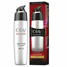 Olay SPF 15 Regenerist Moisturiser Rehydrating UV Lotion 75ml