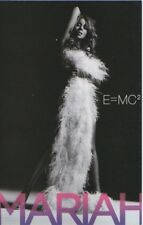 Mariah Carey E=MC2 POSTCARD Promo Only!