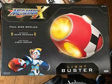 Mega Man X Light Buster With Lights And Sounds Capcom Rock man X Limited