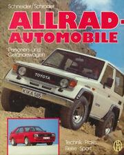 Schneider & Schrader: ALLRAD-AUTOMOBILE. Personen- und Geländewagen. 1988.