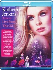 KATHERINE JENKINS - BELIEVE: LIVE FROM THE O2(BLURAY)EAGLE VISION  BLU-RAY NEU