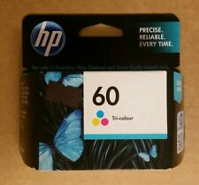 HP 60 Tri-colour Ink Cartridge Genuine