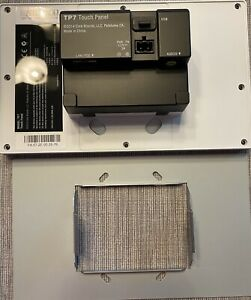 Elan TP7 white touchpanel
