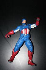 Marvel legends 2012 IRONMAN  figure captain America TALKING