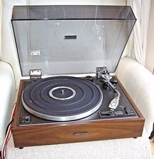 Audiophile Pioneer Turntable PL-12D & Shure M75ED II Cartridge *Made in Japan*
