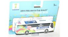 MAISTO 2014 World Cup FIFA Brazil Hyundai Universe USA National Team Bus 1:90