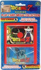 Dragon Ball Z PICCOLO Play Card Mega collection Cd Card