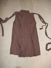 Custom Made Japanese Hakama Pants With Sewn Pleats Samurai Martial Arts Kendo