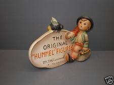 Hummel figurine - The Original Hummel figurines - garçon qui marche - 1947
