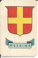 FIGURINA RACCOLTA FASSI MENTAL FLORMENTA M-6 MESSINA