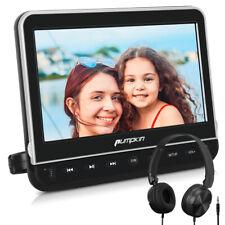 "Pumpkin 10.1"" Car Headrest Portable DVD Player HDMI 1080P Video USB SD+Headphone"
