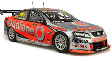 2010 Team Vodafone Craig Lowndes VE Commodore 1:18 Classic Carlectables Cars
