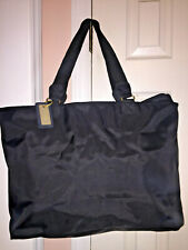 Soho Design Group (Black/Nylon) New York Style Tote/Shoulder Bag-EXTRA LARGE