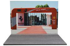 Diorama Museo Ferrari Maranello - 1/32ème - #32-2-E-E-002