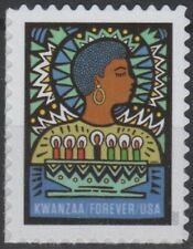 USA Sc. NEW (55c) Kwanzaa 2020 MNH