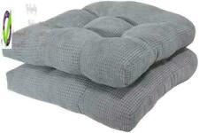 New listing Arlee - Tyler Chair Pad Seat Cushion Memory Foam Non-Skid Backing Durable Fab.