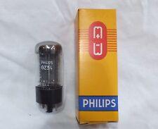 GZ34 5AR4  Philip (Mullard)  NOS   Vacuum tube  Valve